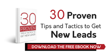 Click here to get the free ebook: 30 Proven Tips and Tactics to Get New Leads.