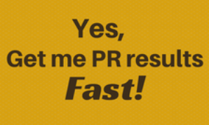 Get your free PR assessment!