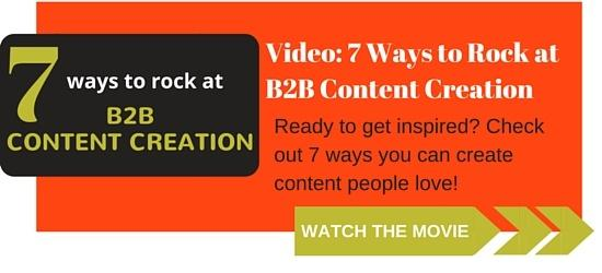 How to Rock Content Creation