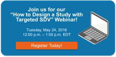 5.24 How to design a Study with Targeted SDV
