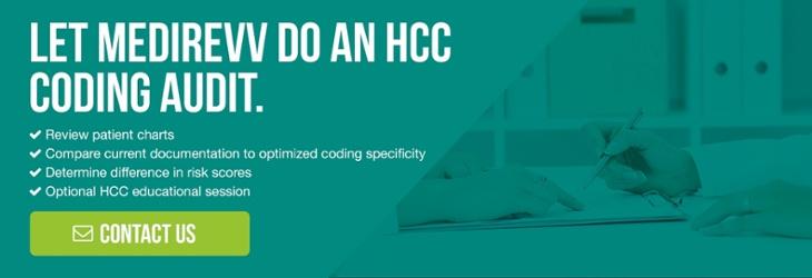 HCC Coding audit CTA