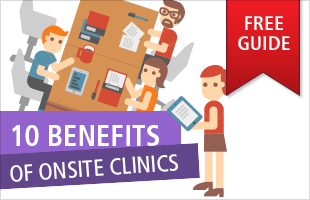 10 Benefits of Onsite Clinics by CareATC®