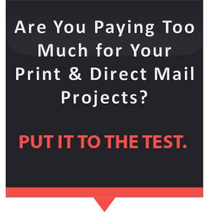 Request a FREE Cost Savings Audit and We'll Identify Savings Opportunities in Print, Postage, and Shipping Costs At No Obligation!