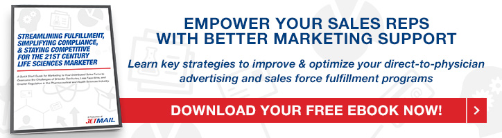 Download Your FREE eBook on Life Sciences Marketing Fulfillment Now!