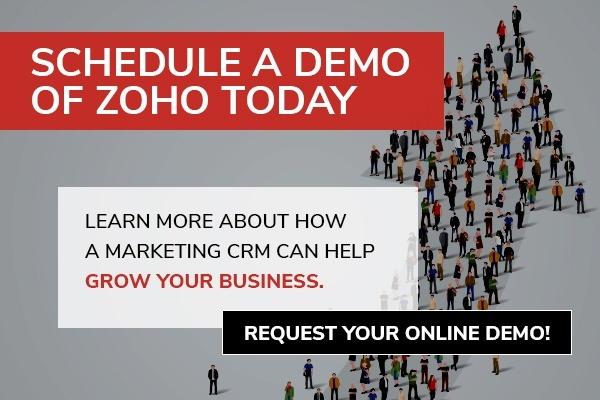 Zoho Demo Request