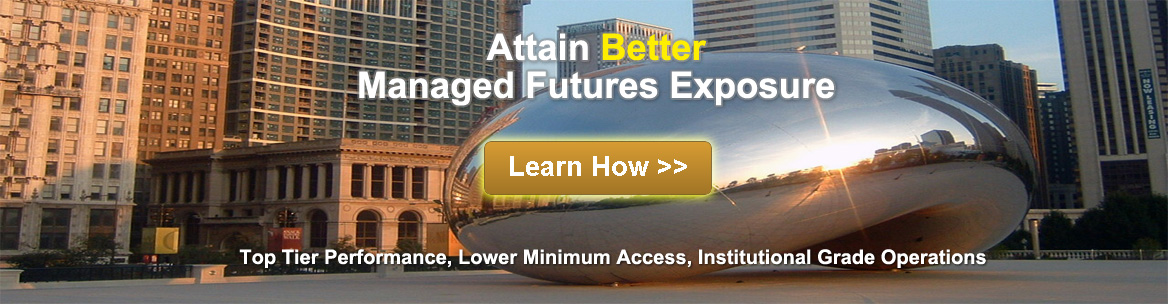 ATTAIN BETTER MANAGED FUTURES EXPOSURE