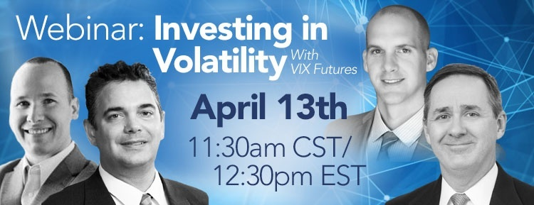Webinar: Investing in Volatility and VIX Futures