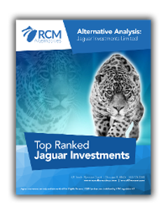 Jaguar Investments Limited Digest Cover