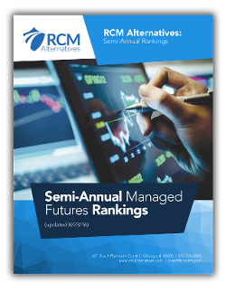 Semi Annual Managed Futures Rankings August 2016