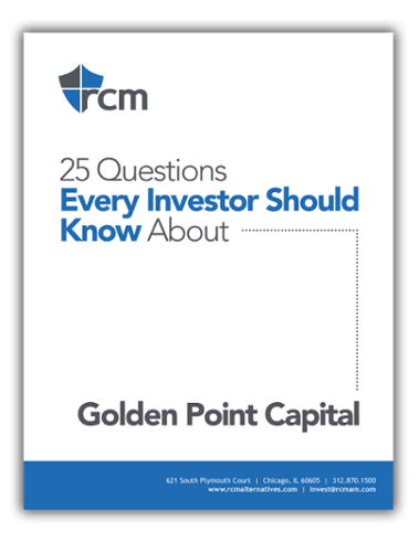 25 Questions Every Investor Should Know About Golden Point