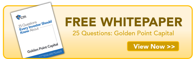 25 Questions for Golden Point Capital
