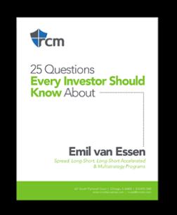 Emil Van Essen 25 Questions Cover Image