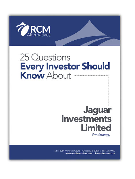 Jaguar Limited Investments 25 Questions Cover