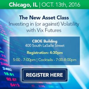VIX CBOE Event Invest in Volatility