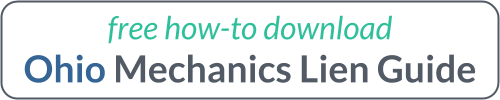 Ohio Mechanics Lien Guide Free Download