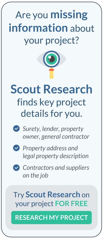 SCOUT Research -- Research Your Project For Free