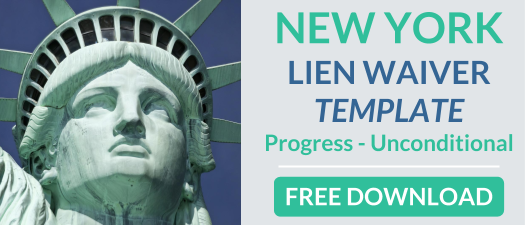 New York Waiver Progress Unconditional free form download
