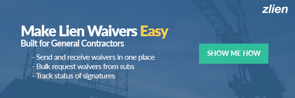 Learn how GCs can make waivers easy