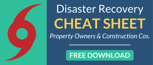 Download the Disaster Recovery Cheat Sheet