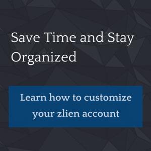 Learn how to customize your zlien account
