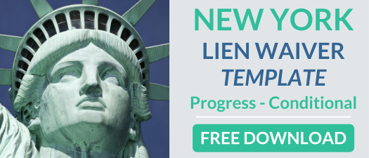 New York Waiver Progress Conditional free form download