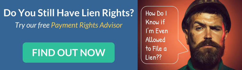 Need help getting paid? Try our free Payment Rights Advisor.