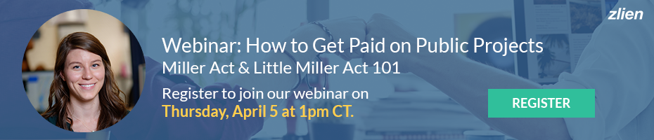Webinar Registration: How to Get Paid on Public Projects