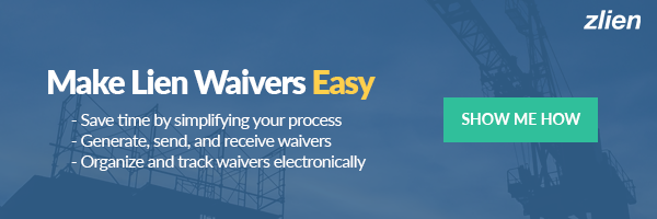 Free Lien Waiver Forms