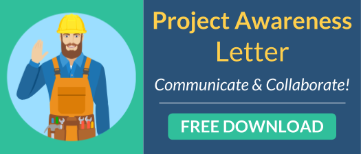 Project Awareness Letter Free Download