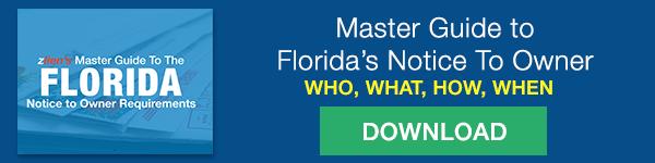 Florida NTO Master Guide