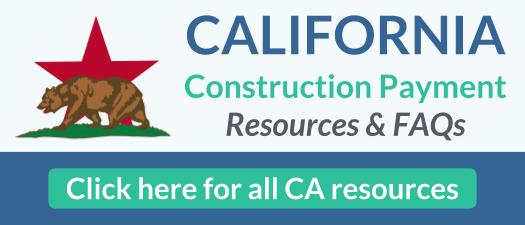 California Resources & FAQs