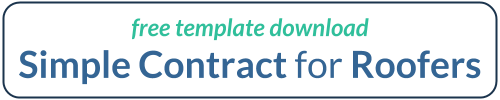 Simple Roofing Contract - Free Template Download