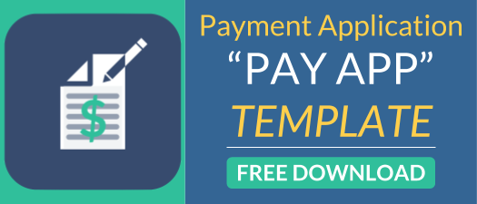 Download a free, generic Pay App template