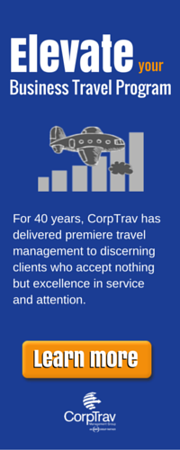 corporate travel services request information CTA