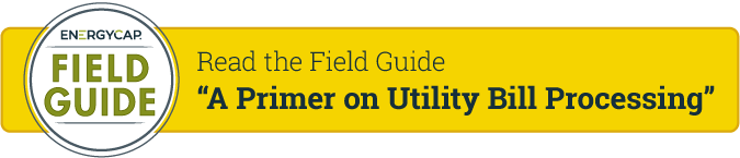 """Read the Field Guide - """"A Primer on Utility Bill Processing"""""""
