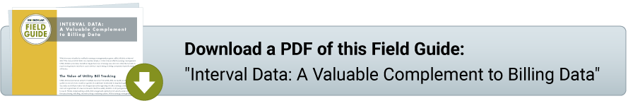 Download a PDF - Interval Data: A Valuable Complement to Billing Data