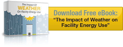 Download our free eBook: The Impact of Weather on Facility Energy Use