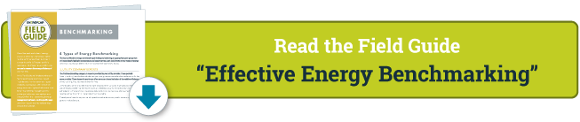 Read the Field Guide: Effective Energy Benchmarking