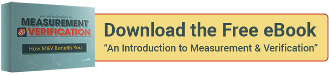 "Download the Free eBook: ""An  Introduction to Measurement & Verification"""