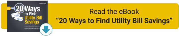 """Read the eBook: """"20 Ways to Find Utility Bill Savings"""""""