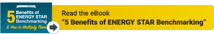 """Read the eBook: """"5 Benefits of ENERGY STAR Benchmarking"""""""