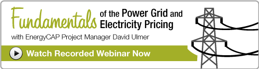 Energy Leader Webinar - Fundamentals of the Power Grid and Electricity Pricing