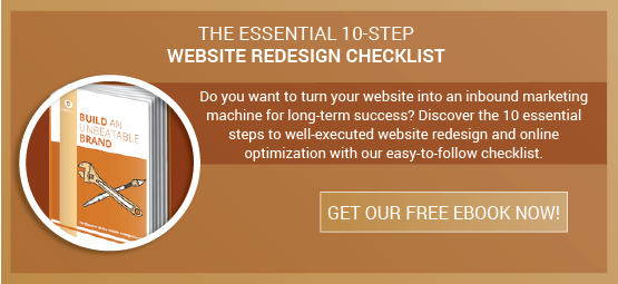Download The Essential 10-Step Website Redesign Checklist