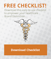 Empowering Your Healthcare Brand Distinction Checklist