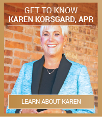 Get to Know Karen Korsgard, APR