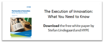 download the whitepaper on innovation execution