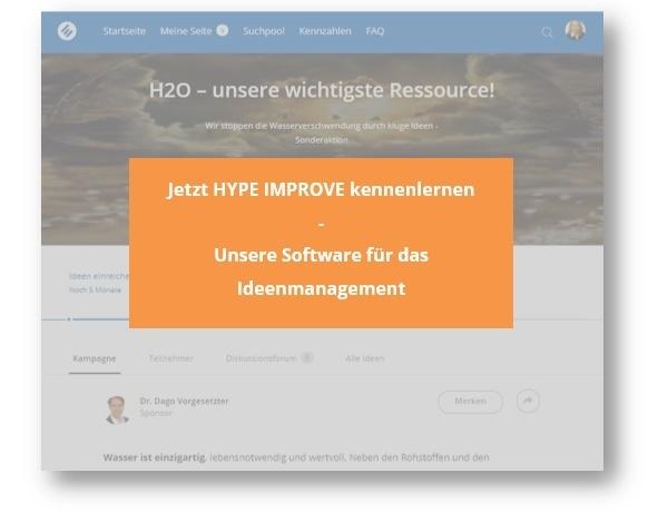 Ideenmanagement Software kennenlernen