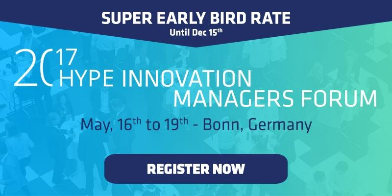 CTA to register to the Innovation Managers Bonn Forum 2017