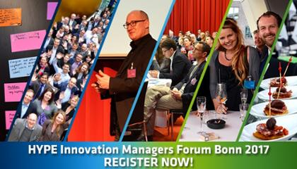 Register for the HYPE Innovation Forum May 2017