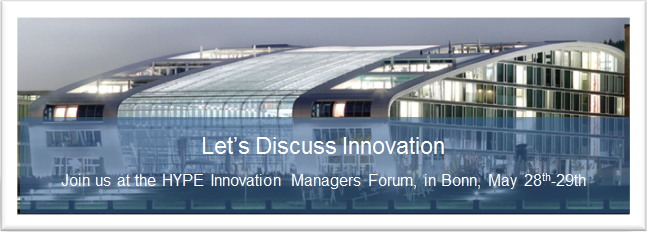 let's discuss innovation at the bonn forum may 28th-29th